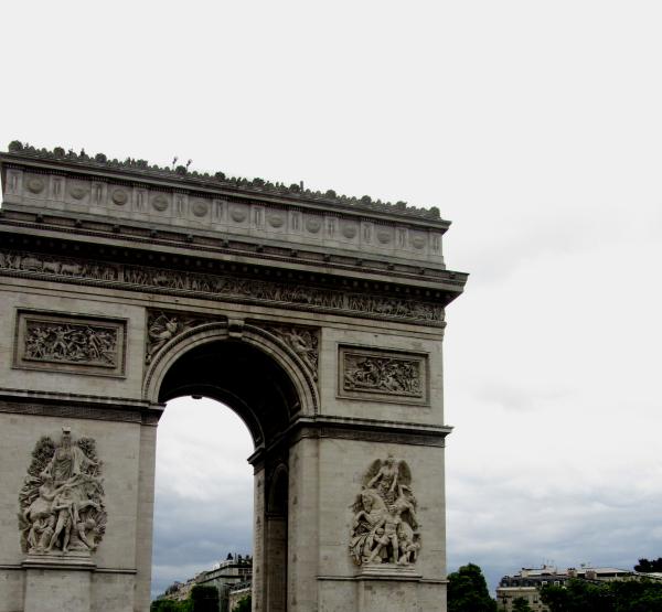 دروازه ازادی فرنسه