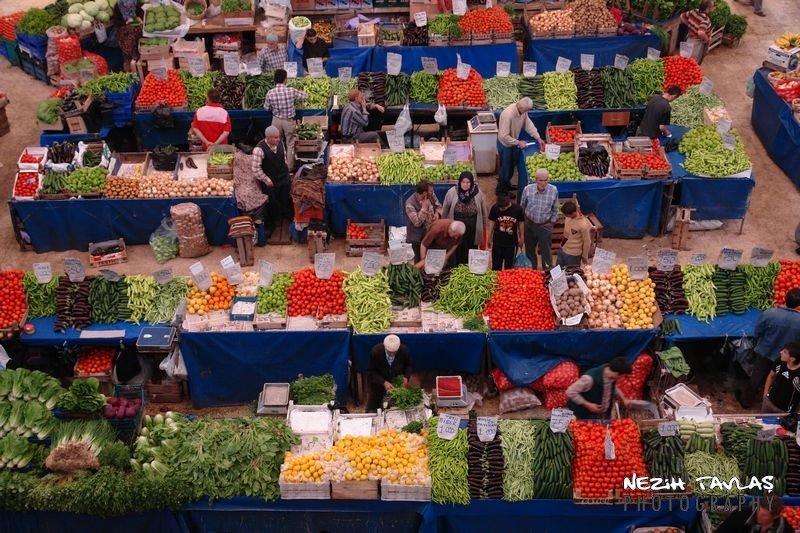 Konya Women's Bazaar