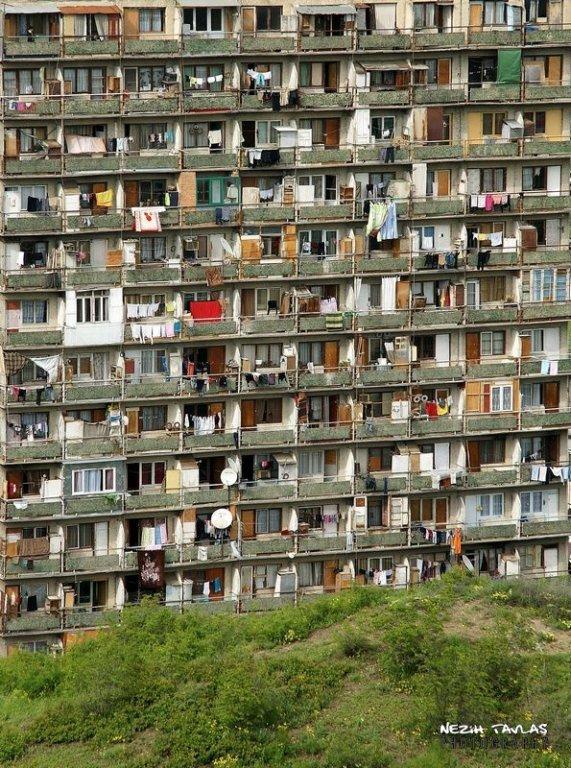 Refugee Dormitory Georgia
