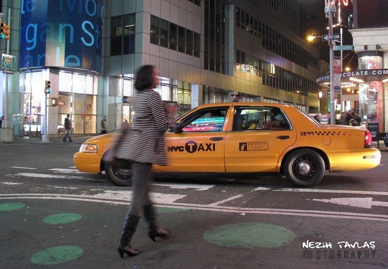 NY New York City USA Nezih Tavlas