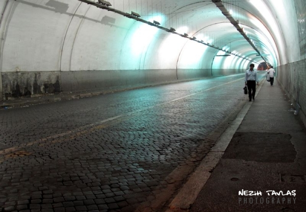 italy rome tunnel