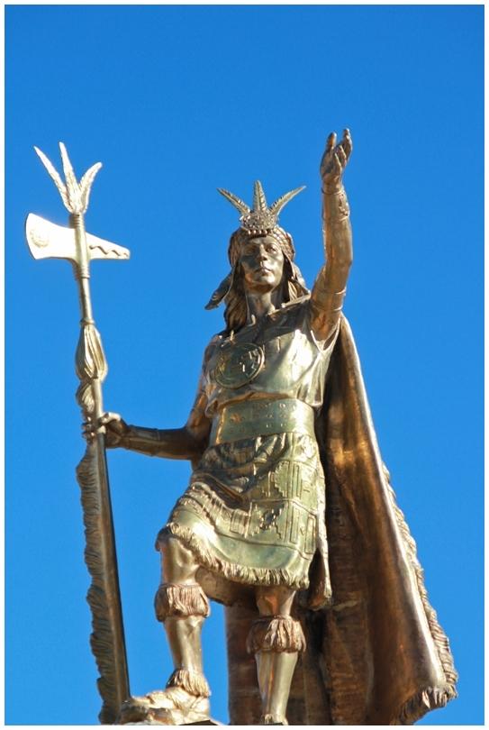 Le Roi Inca vous salue