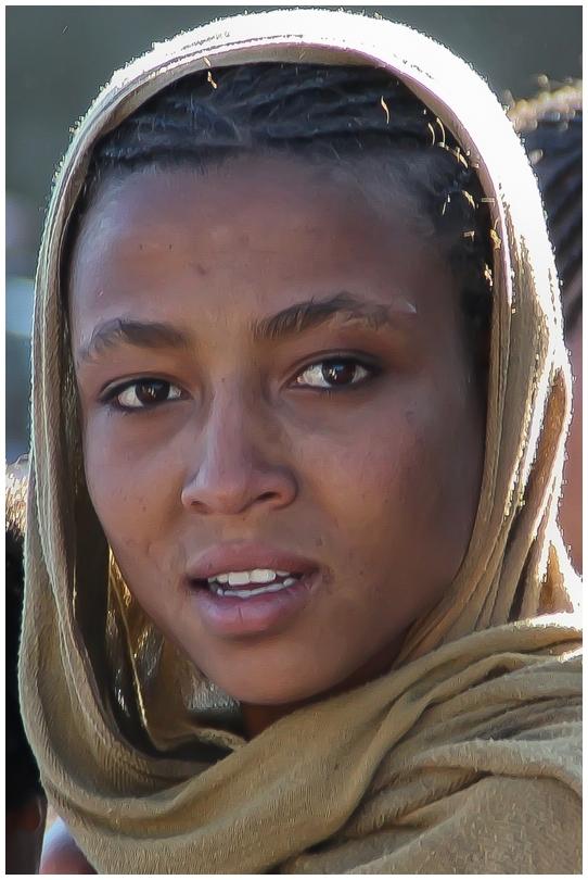 beauté éthiopienne