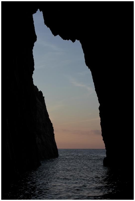 La Corse à l'envers
