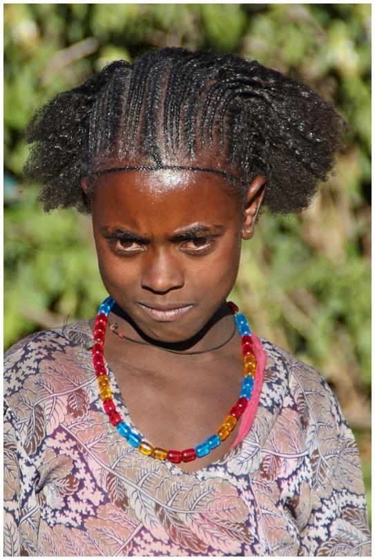 petite fille éthiopienne 2/4
