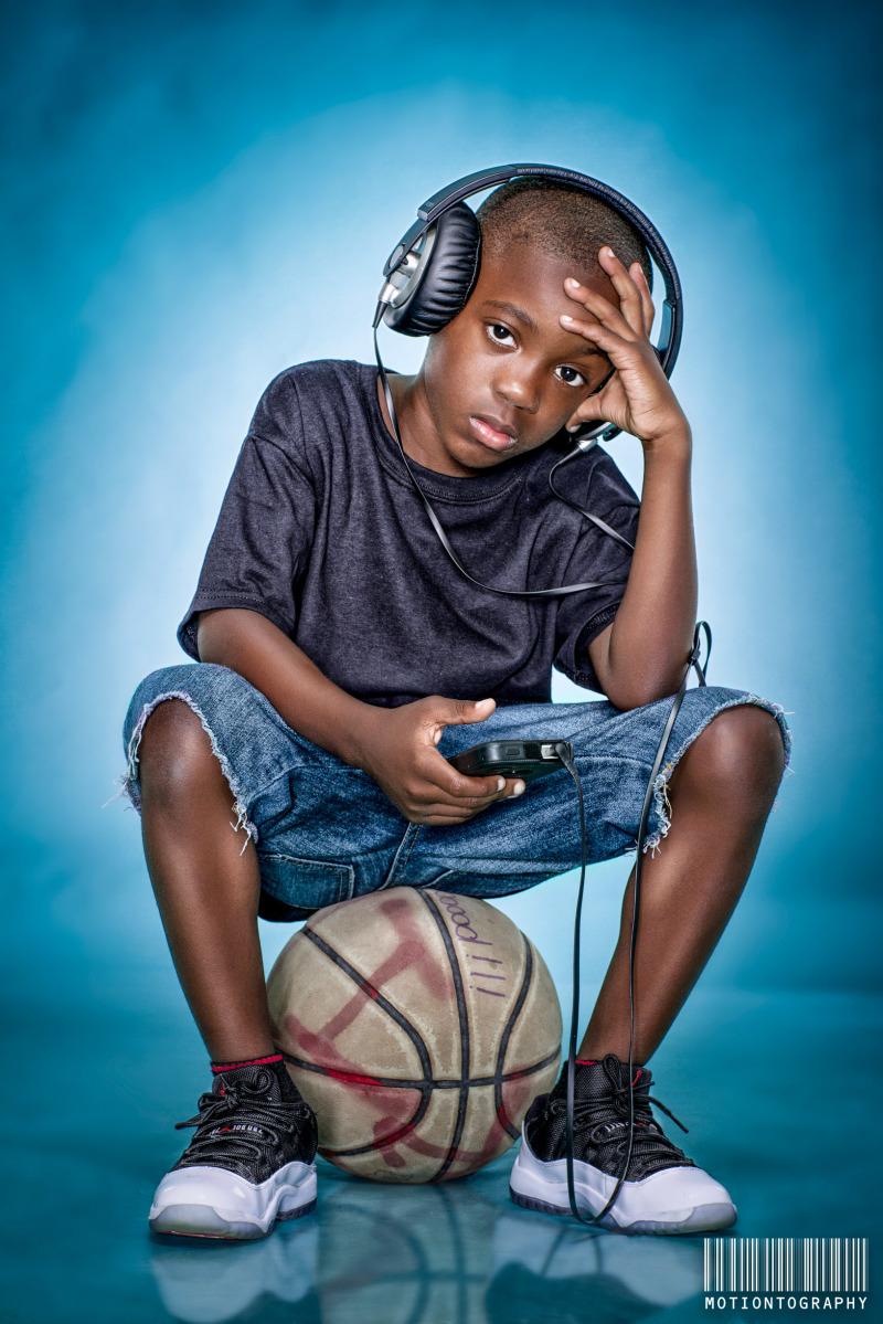 Music and basketball