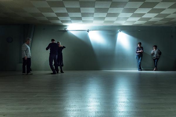Le cours de tango