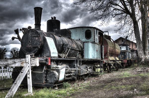 Chemin de fer #2