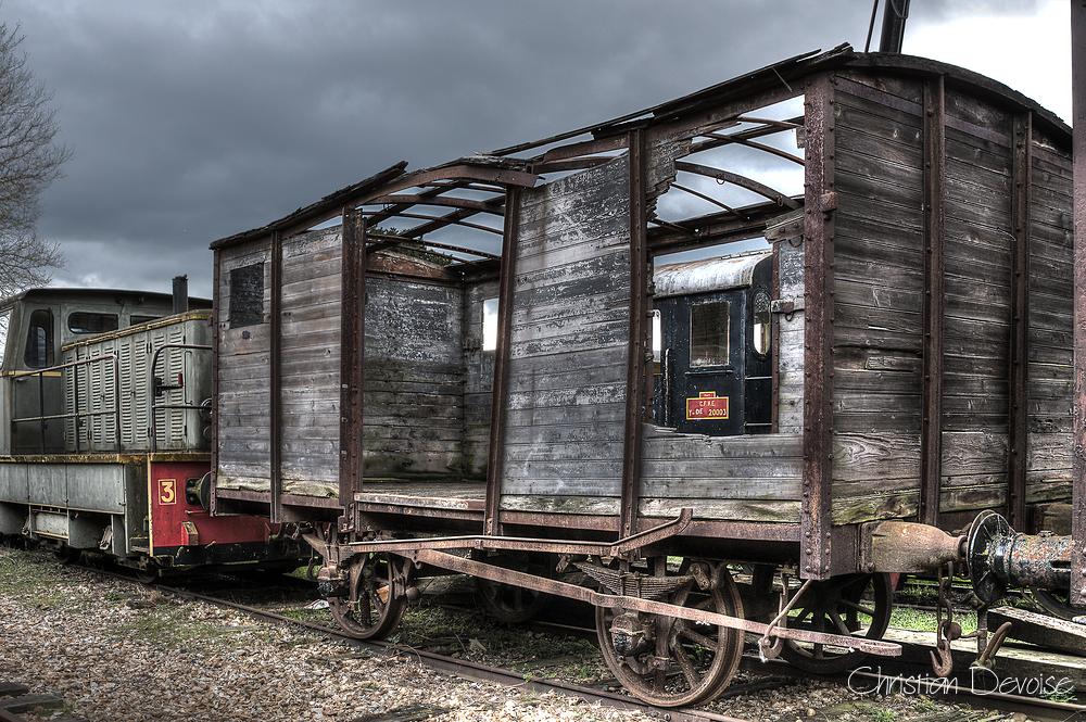 Chemin de fer #6
