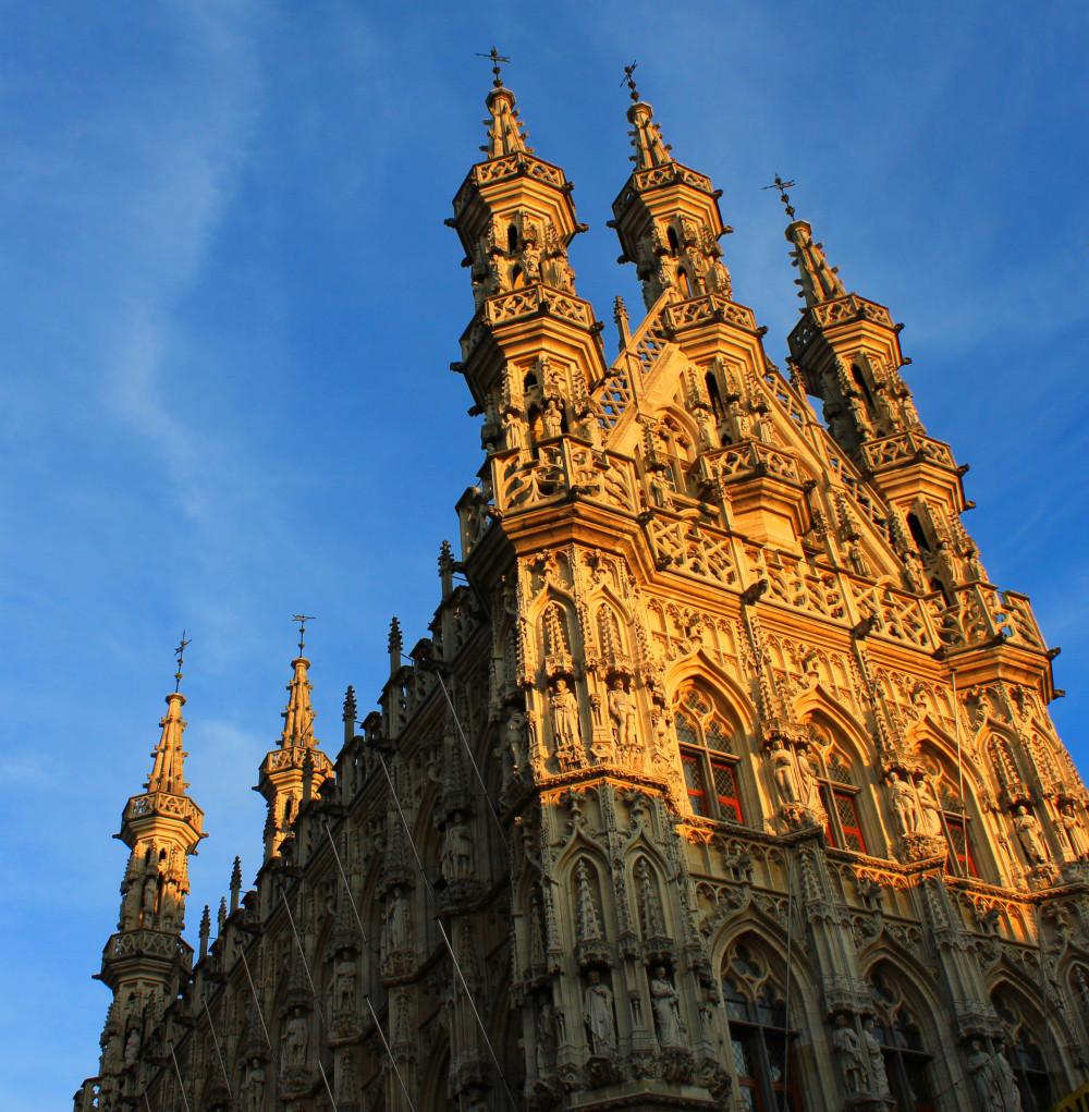 City Hall, Leuven