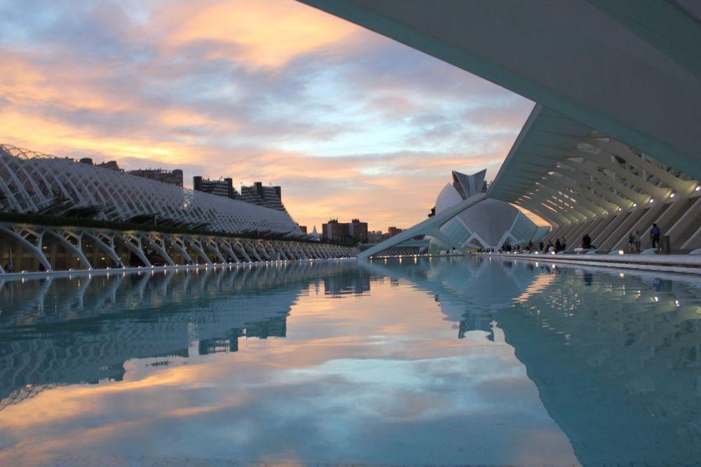 Ciudad del Artes y Ciencias Valencia, Spain