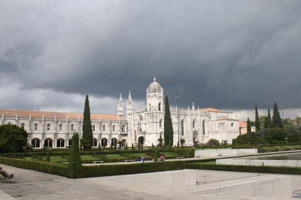 San Jeronimo monastery, Lisbon, Portugal