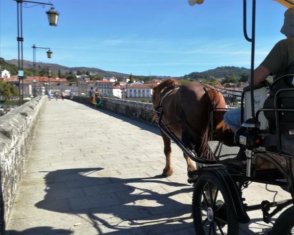 Voyage au Portugal - Ponte de Lima