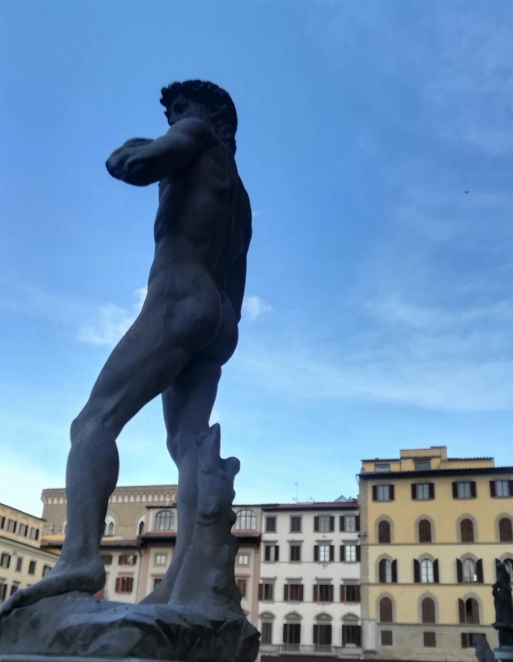 Statue de David (copie) FLORENCE