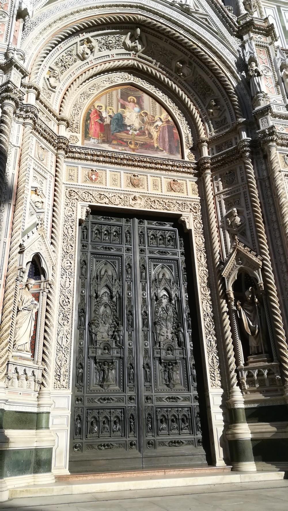 Cathédrale de Florence - 3 -