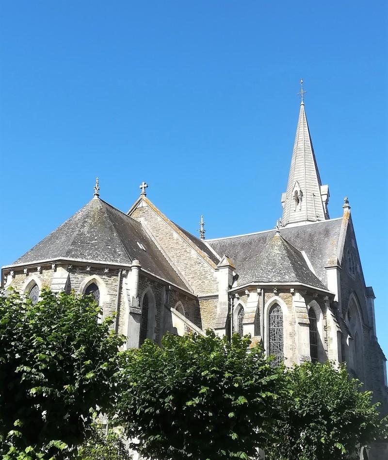 Eglise de Sainte Marie sur mer (Pornic)