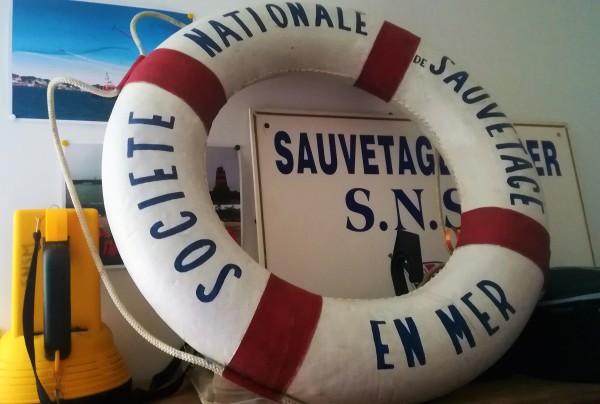 En visite chez les Sauveteurs en mer