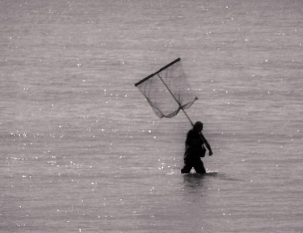 grande épuisette = grande pêche ????