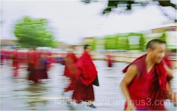 India: Bylakuppe 2004