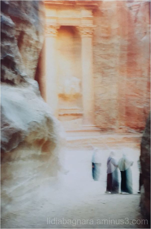Giordania: Petra 1997