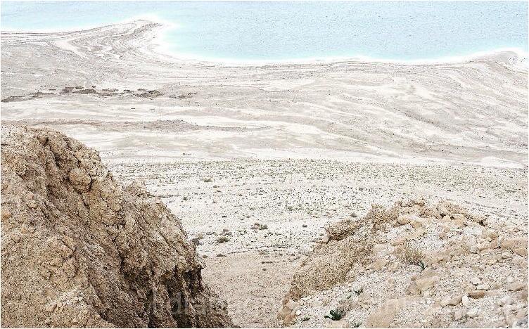 Israele mar morto 2017