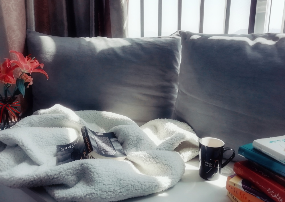 relaxing, cocooning