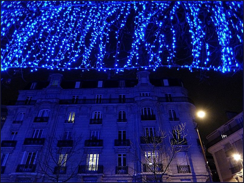 Quartier bleu