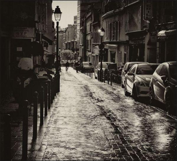 Rue de la pente douce