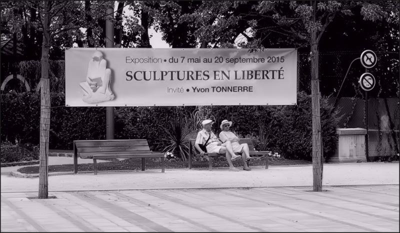 Sculptures libres