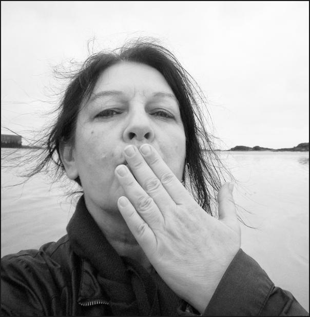Ancien autoportrait au baiser malouin