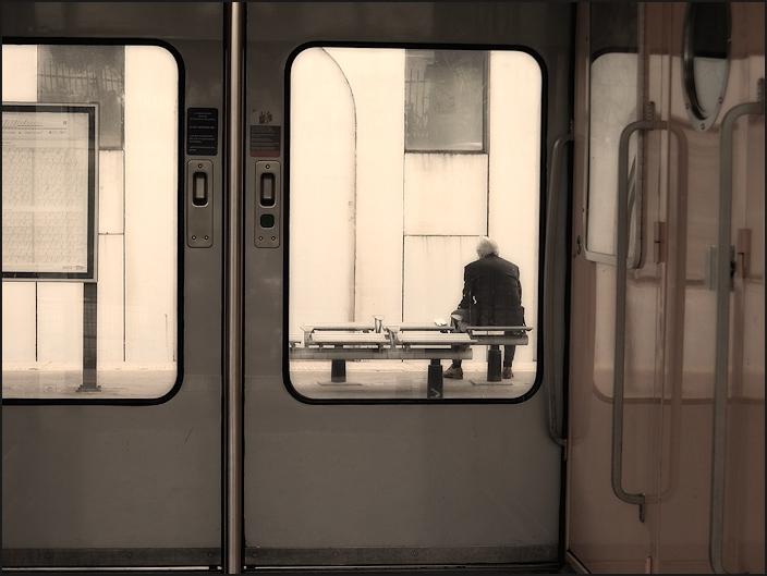 Entre deux stations