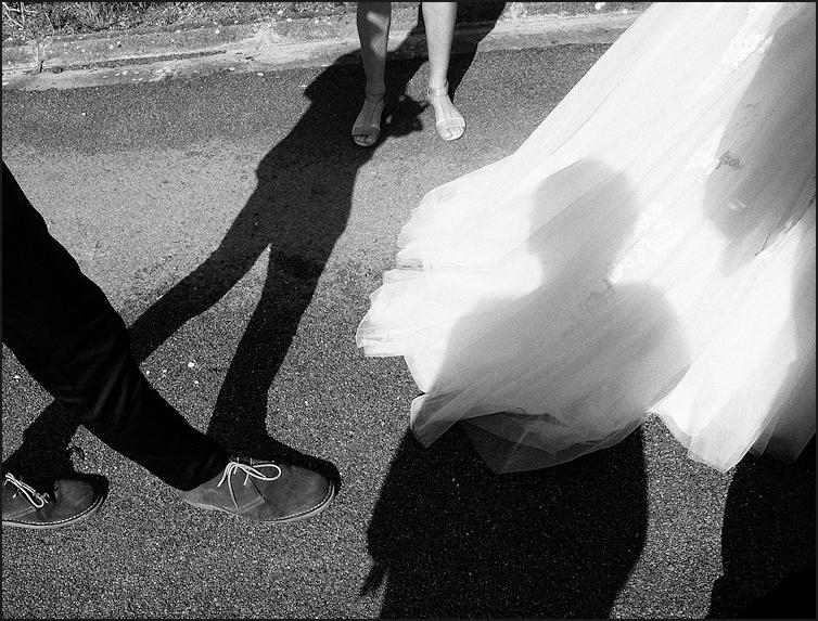 Marier une ombre
