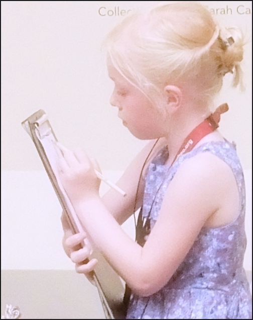 La petite artiste