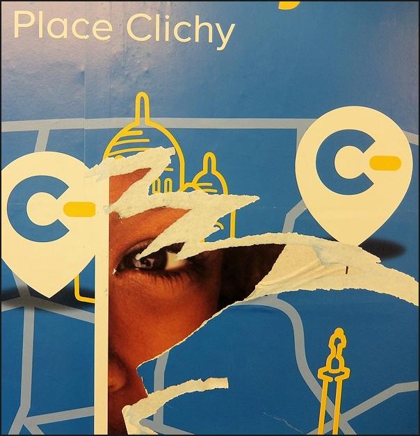 L'inconnue de la Place Clichy