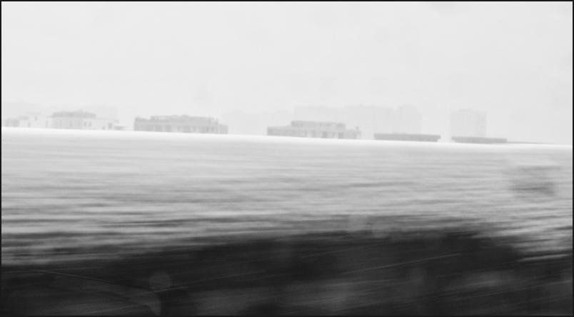 Train de neige