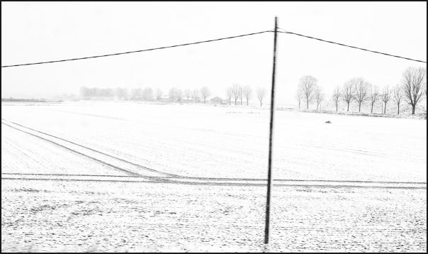 Fil de neige