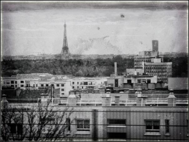 Paris de loin