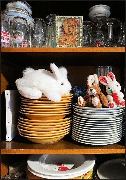 Clapier de Pâques