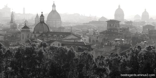 ROME ville spirituelle