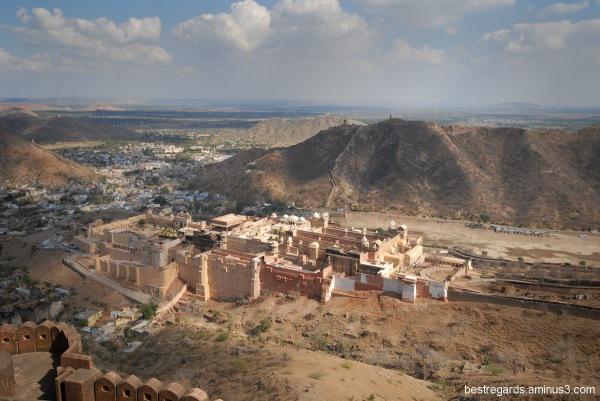 INDE Amber fort