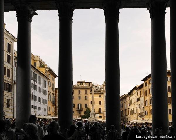 barreaux romains