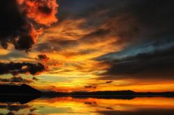 مست نور خدا
