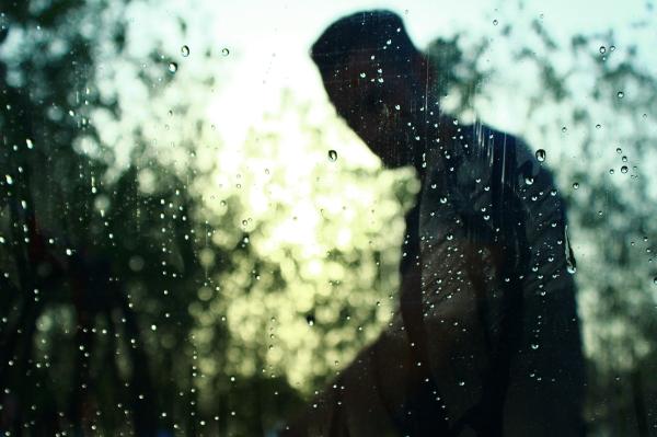 you are the rain...