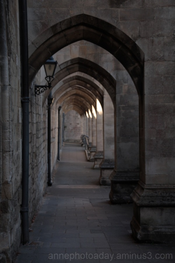 Winchester Cloisters