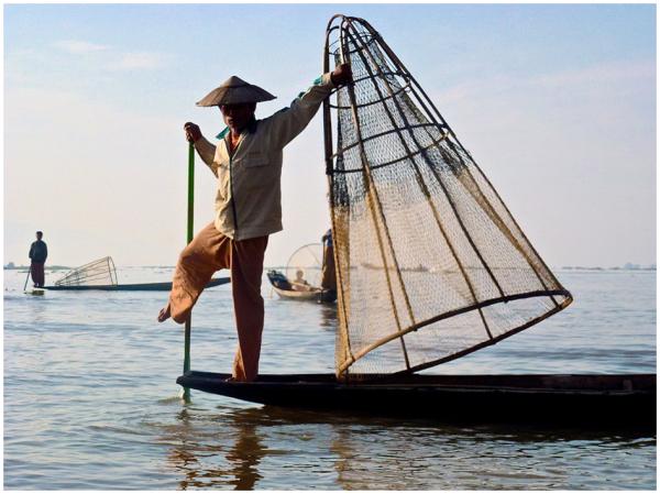 Inley Lake, Myanmar