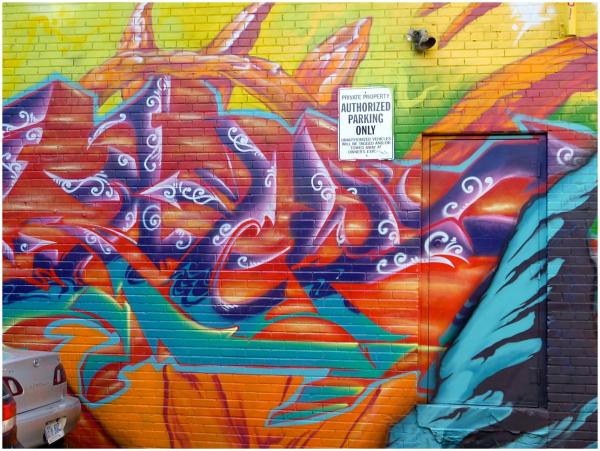 Authorized Graffiti?