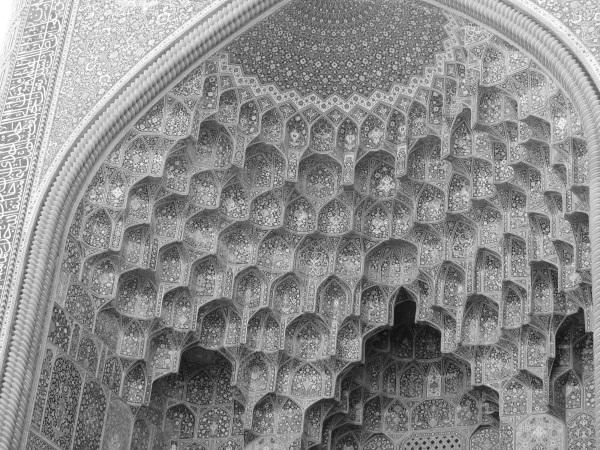 Imam mosque Isfehan