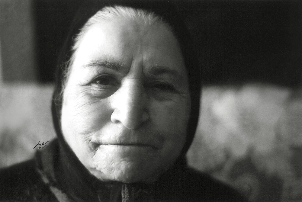 the old woman