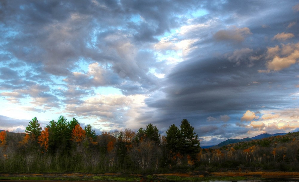Daybreak, Thorton, New Hampshire