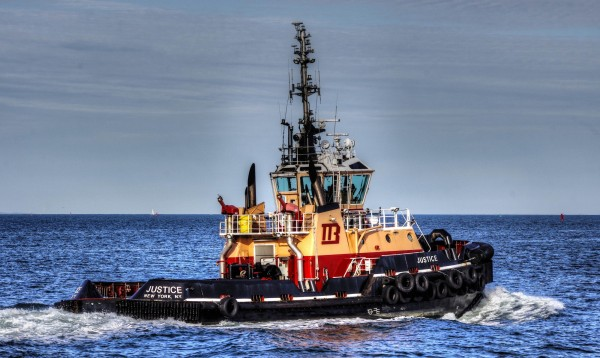 Justice (NY Tugboat)